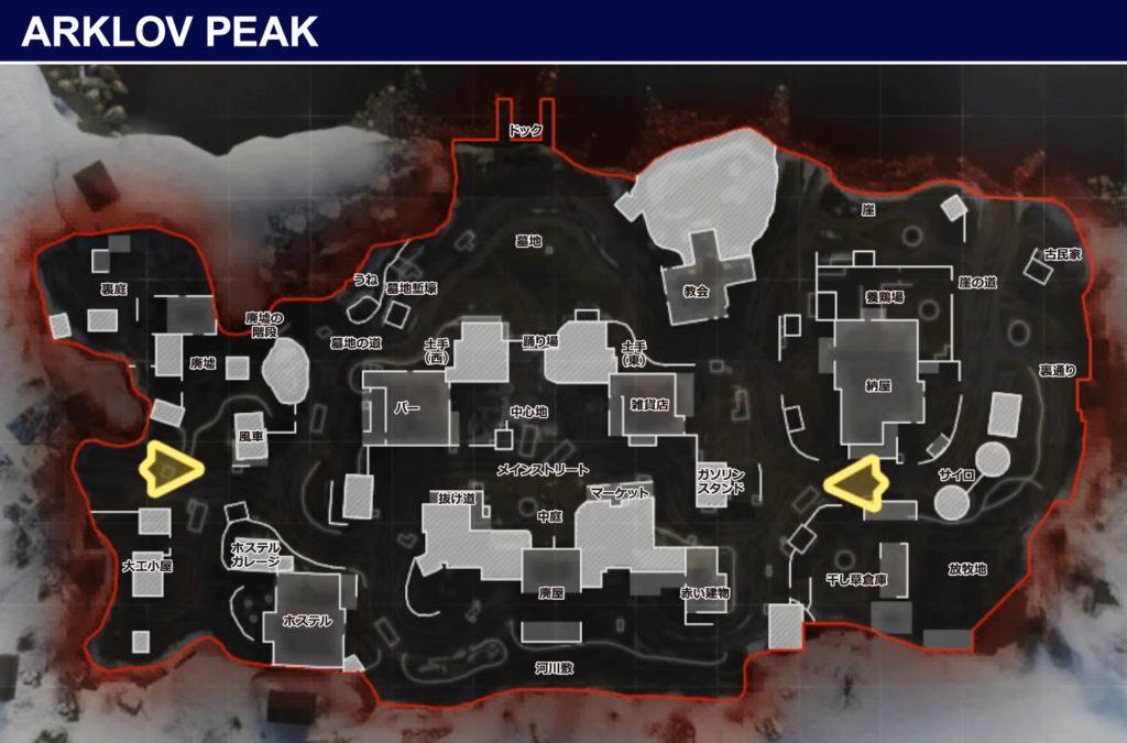 ARKLOV-PEAK-map