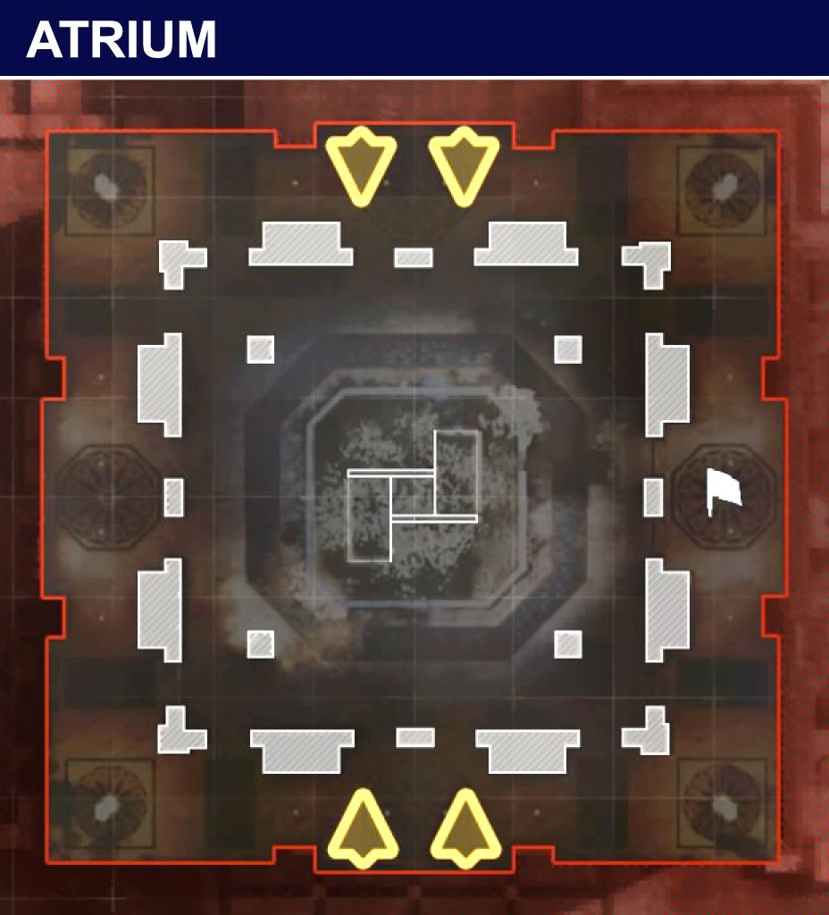 ATRIUM-map