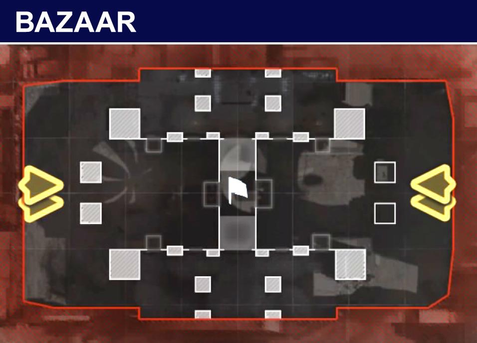 BAZAAR-map