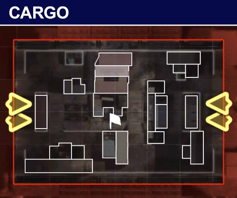 CARGO-map