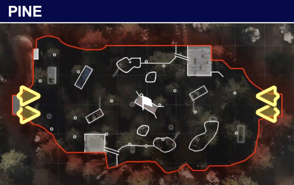 PINE-map