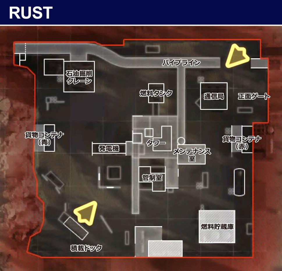 RUST-map