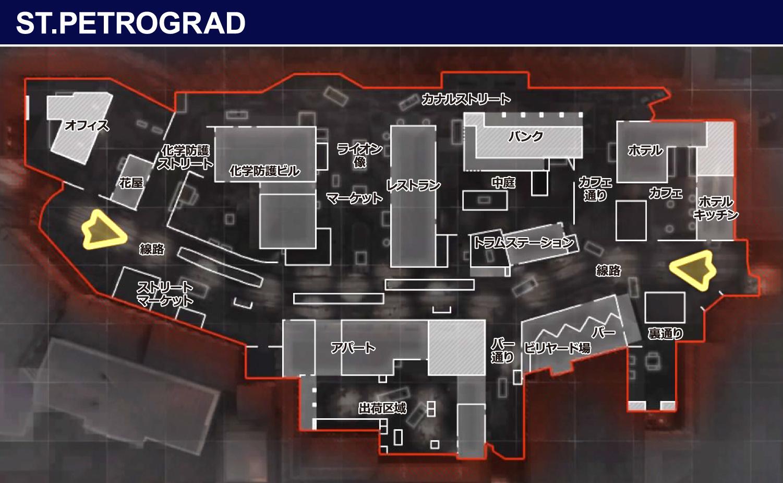 ST.PETROGRAD-map