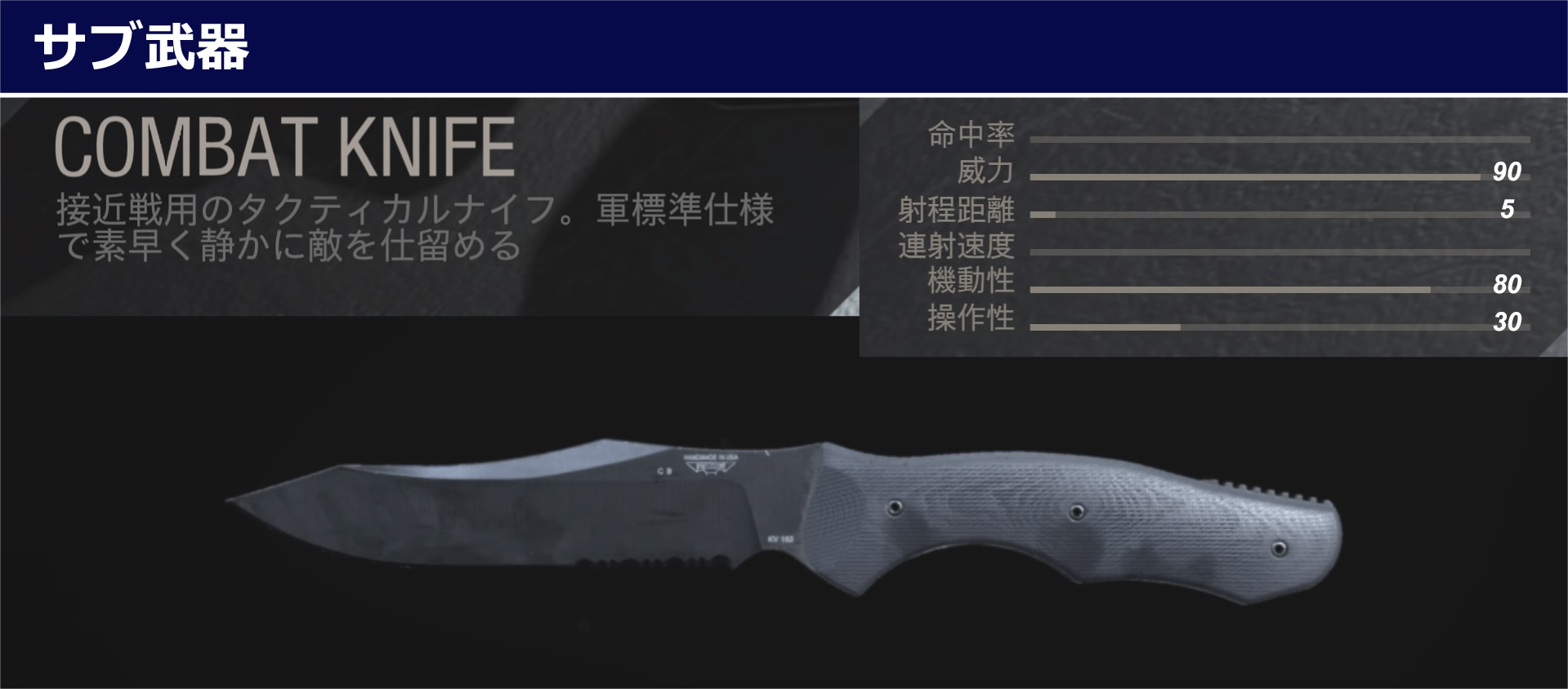 Combat-Knife-update