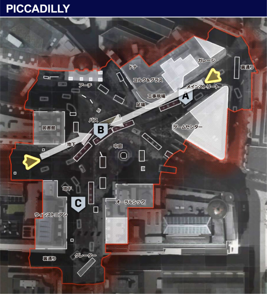 DOMINATION-PICCADILLY-map