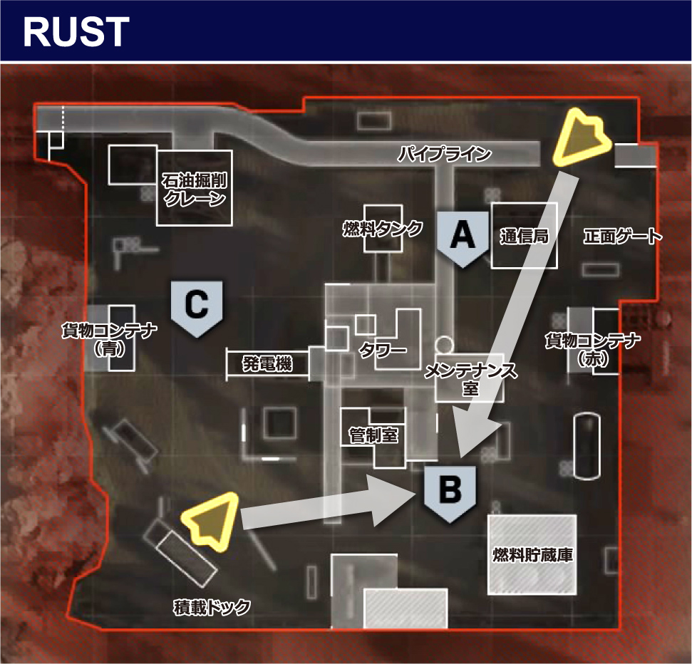 DOMINATION-RUST-map