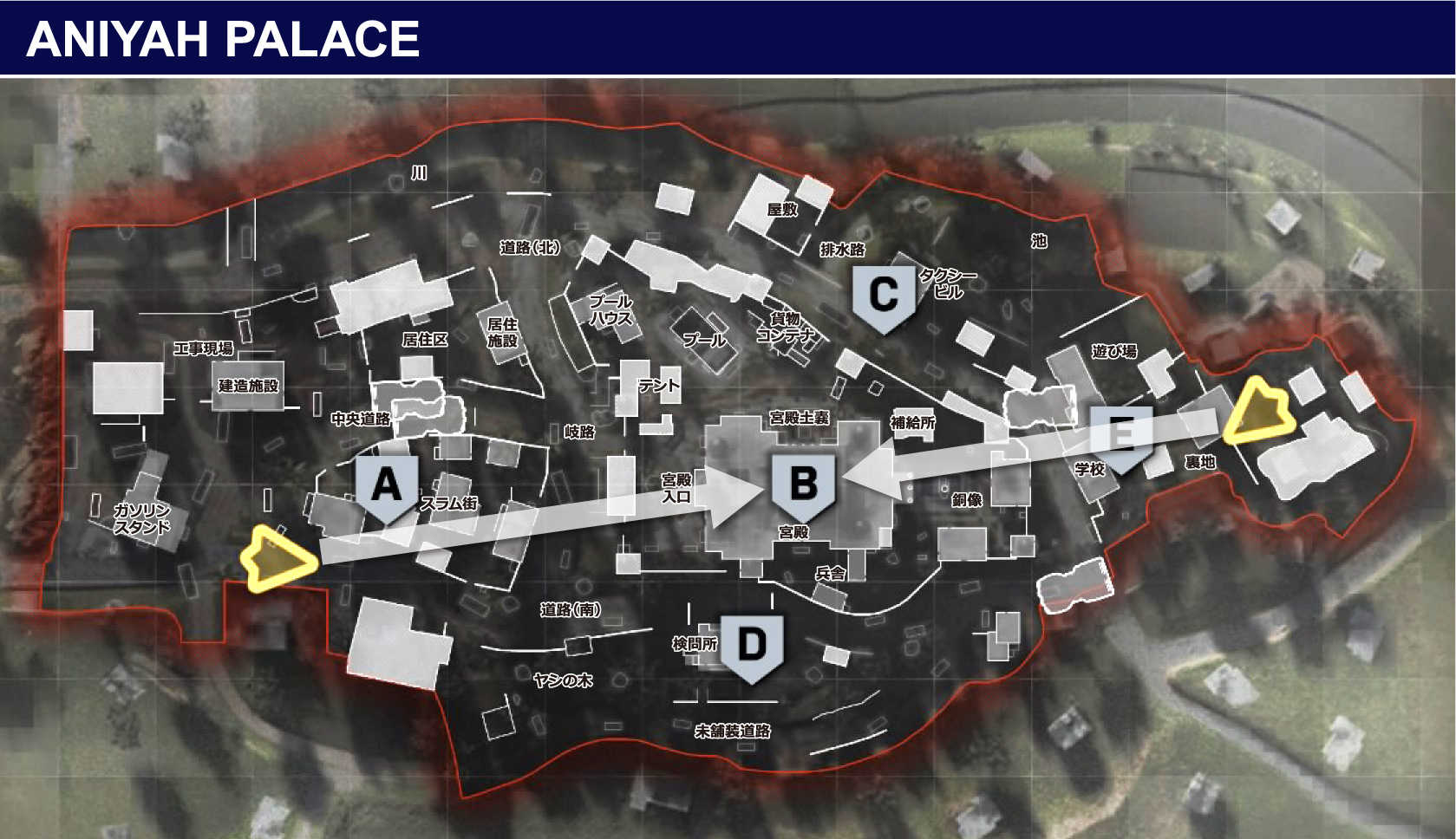DOMINATION-ANIYAH-PALACE-map