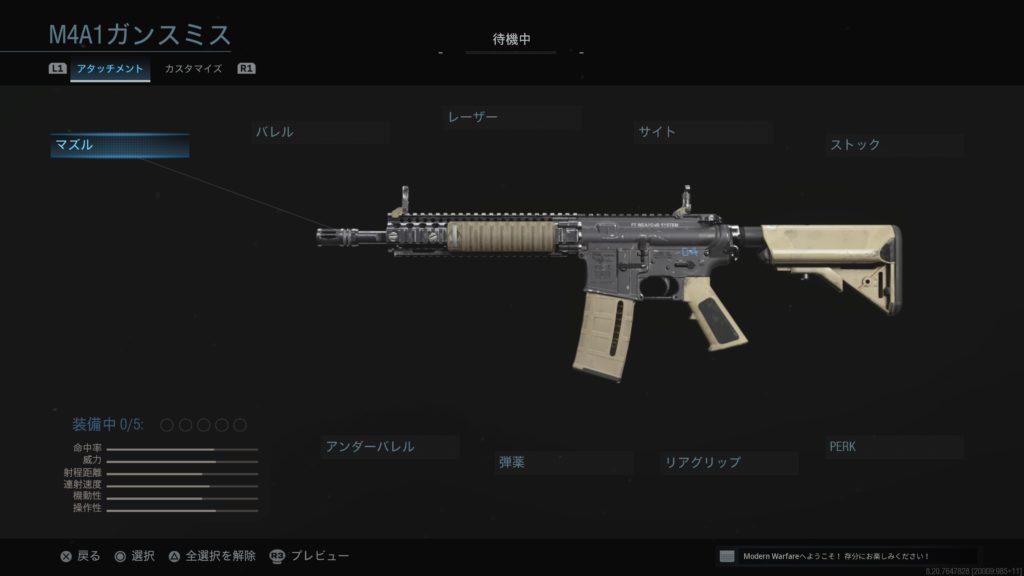 M4A1-gunsmith