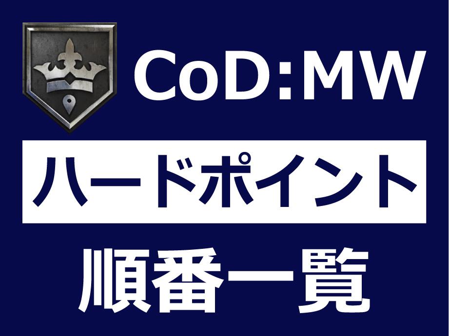 cod-mw-HARDPOINT-map