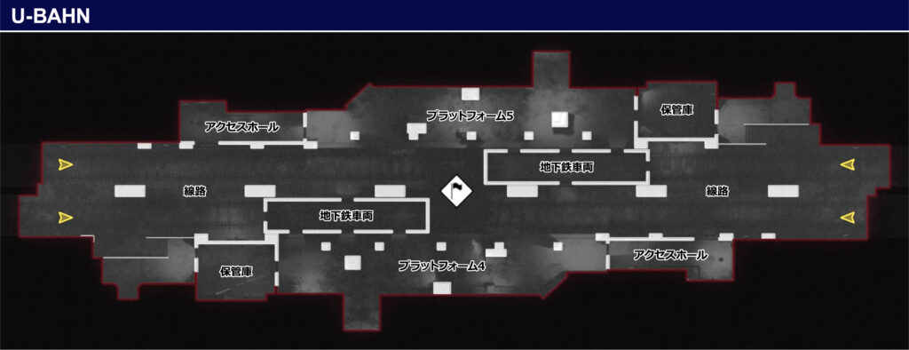 U-BAHN-map