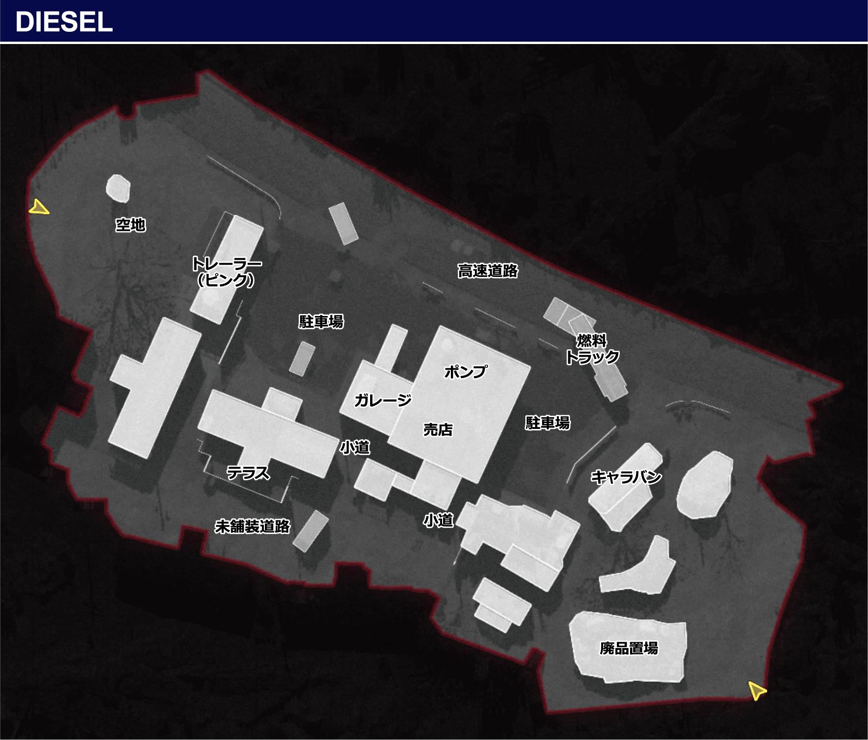 DIESEL-map